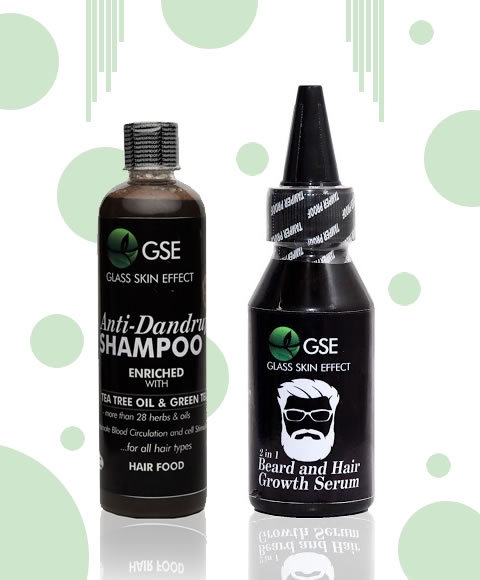 Hair and Beard Care