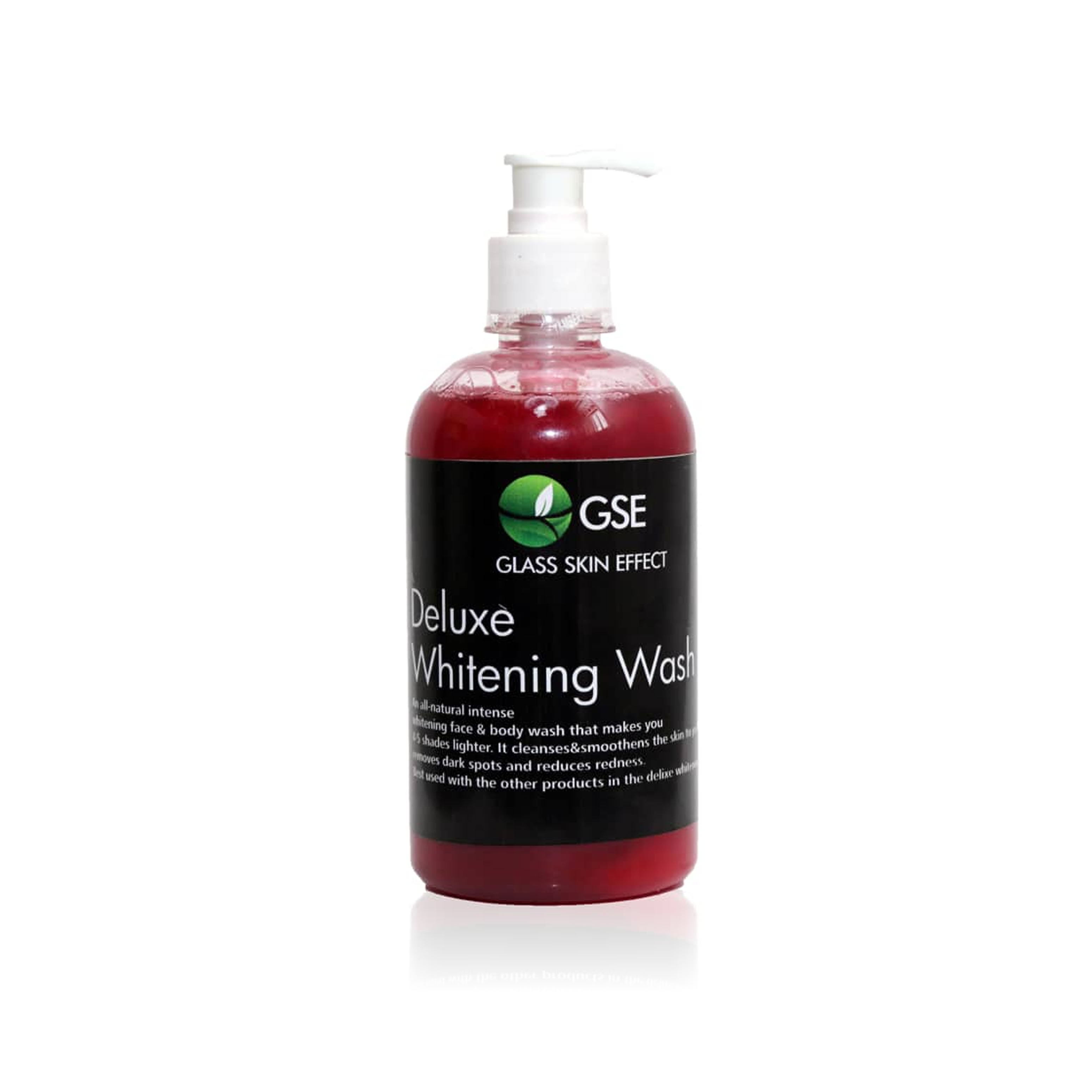 Deluxe Whitening Wash