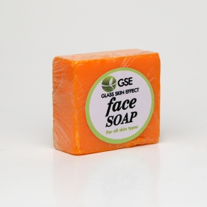 Face Soap (with carrot, neem and fenugreek)