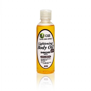 Lightening Body Oil (with carrot and sandalwood extracts)