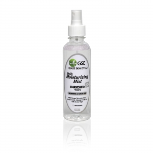 Hair moisturizing mist (with jasmine and sage oil)