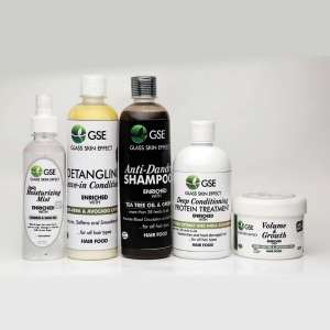 Super - Rejuvenating Hair Kit